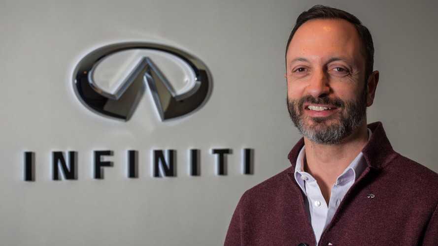 Infiniti hires ex-BMW head designer Karim Habib