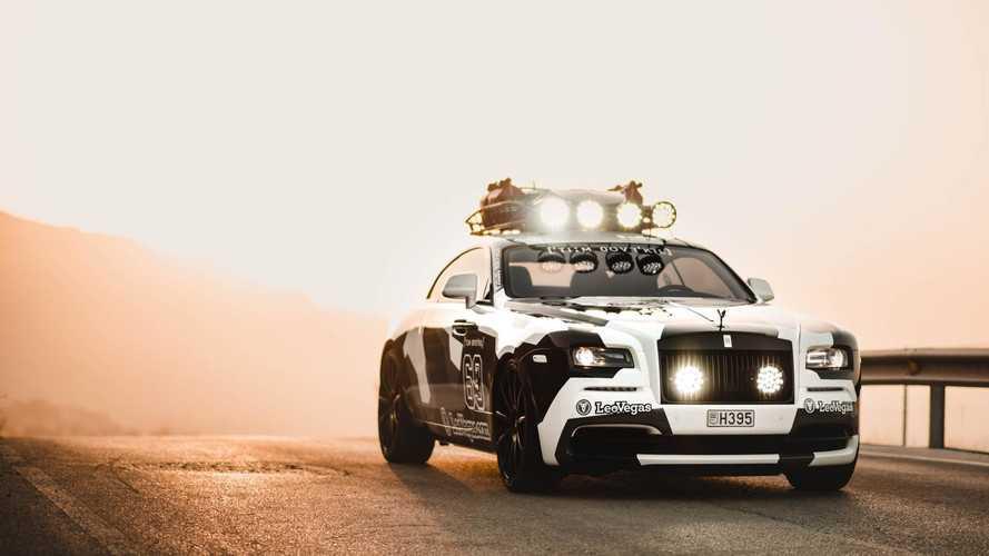 El Rolls-Royce Wraith de Jon Olsson con 810 CV ahora puede ser tuyo