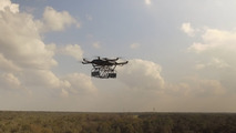 UPS drone delivery trial