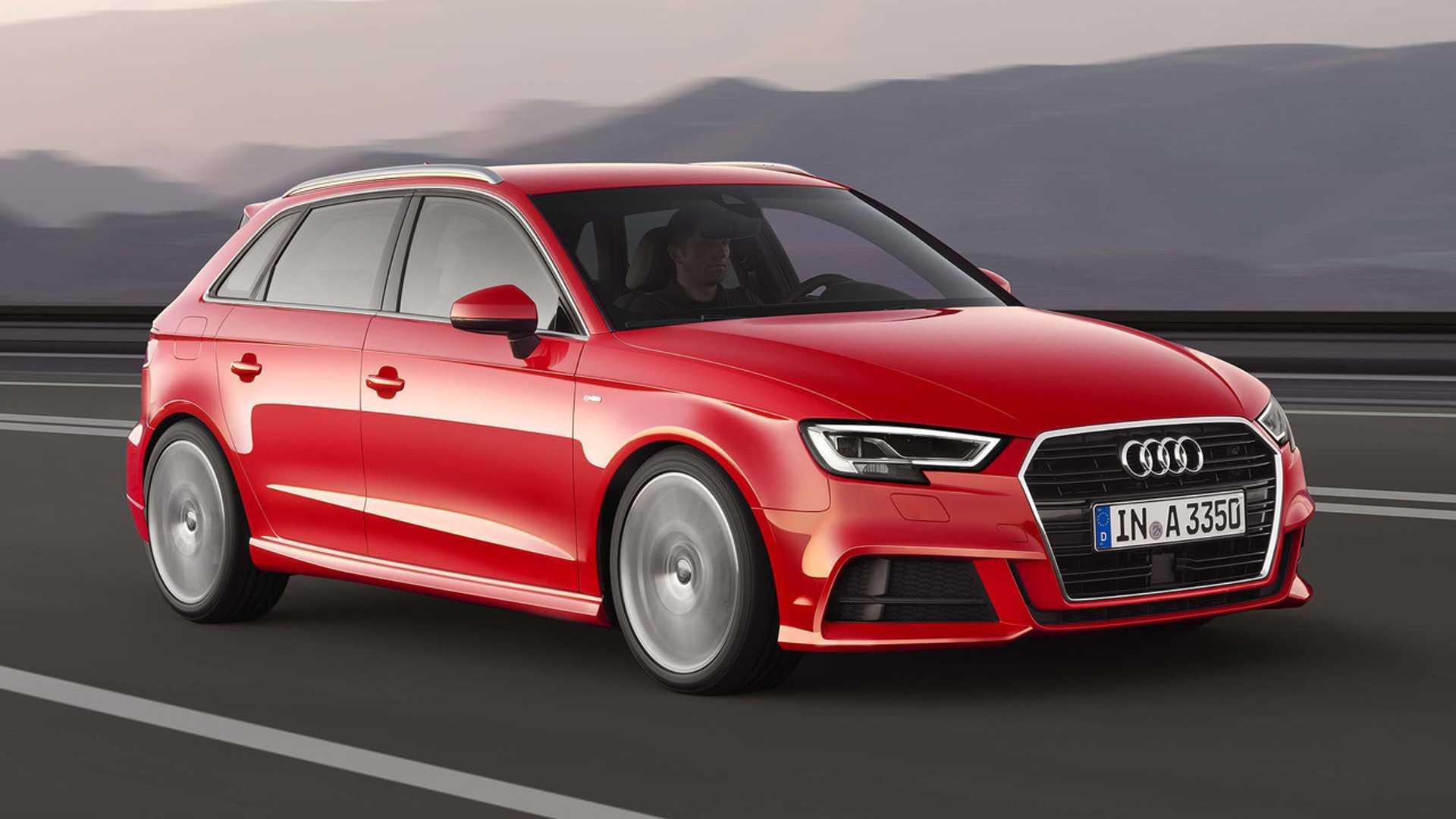 בלתי רגיל 2017 Audi A3 Sportback review: Brilliant all-rounder OY-54