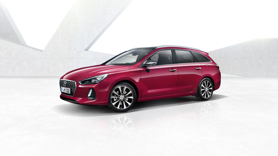 2017 - Hyundai i30 break