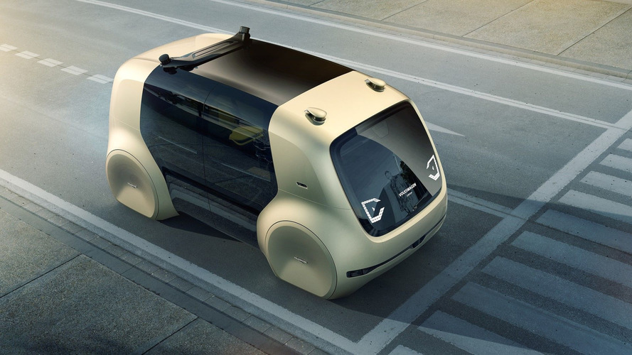 Volkswagen Sedric Concept, con el nivel 5 de conducción autónoma