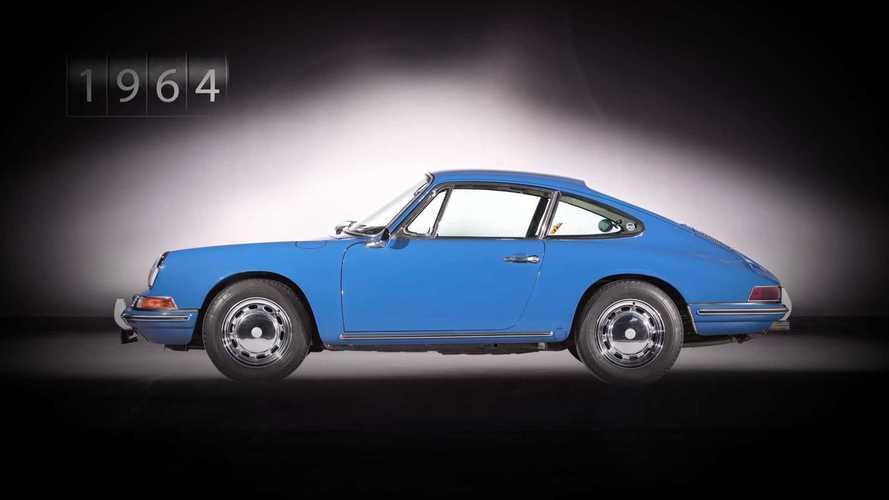 1 milyonuncu Porsche 911 üretildi: 7 jenerasyonun hikayesi