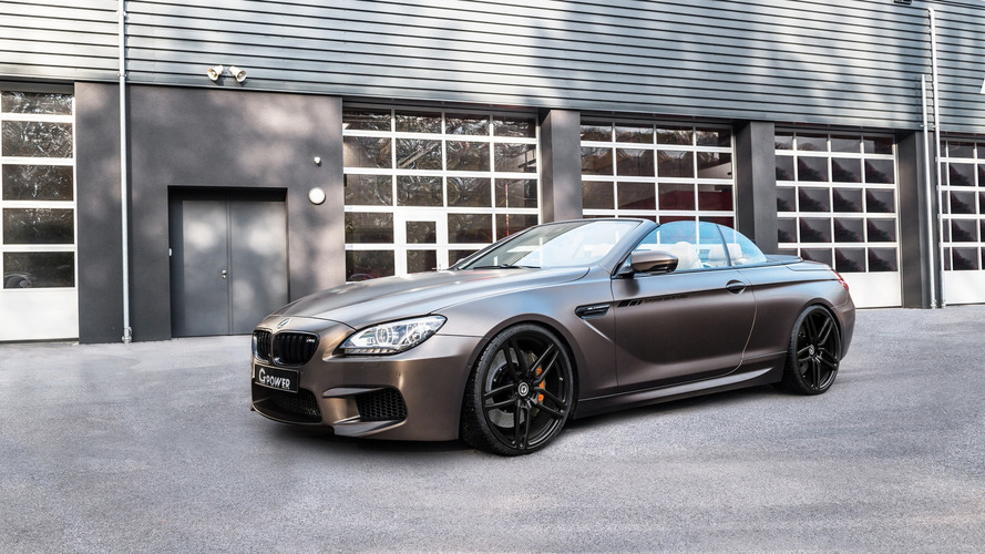 BMW M6 Convertible tuned to 800 hp can hit 205 mph / 330 kph