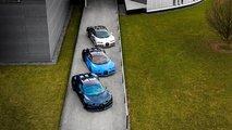 İlk Bugatti Chiron'lar sahiplerine kavuştu