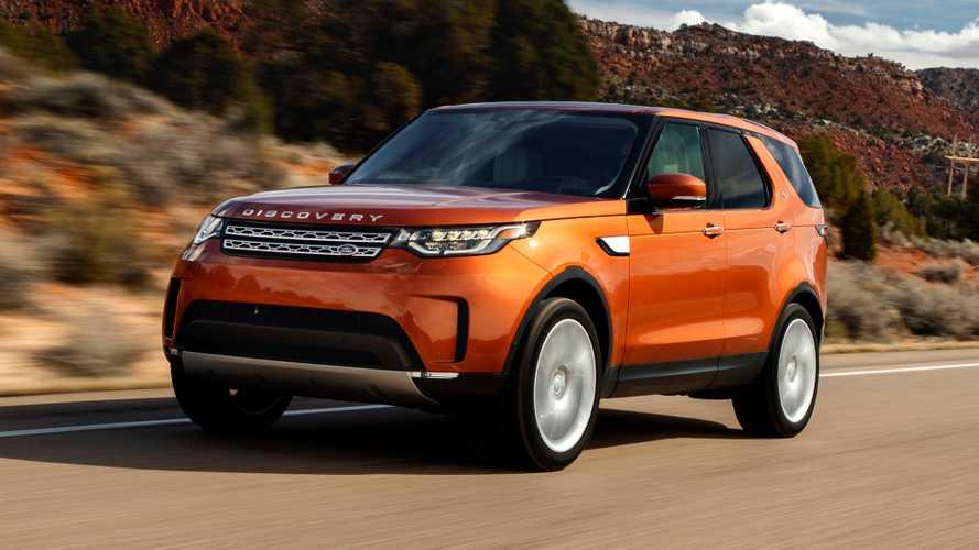 Land Rover, Discovery yelpazesini genişletebilir