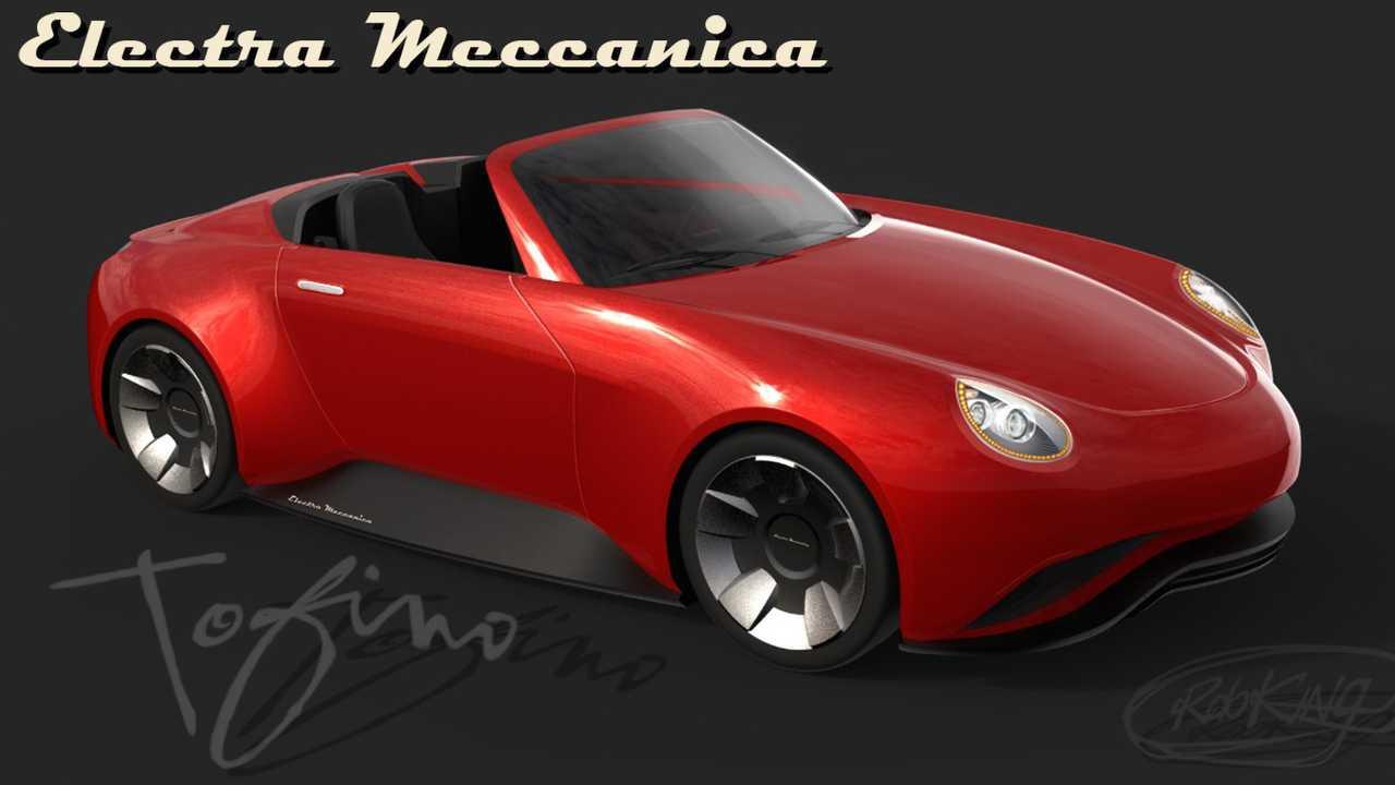 Electra Meccanica Tofino Roadster