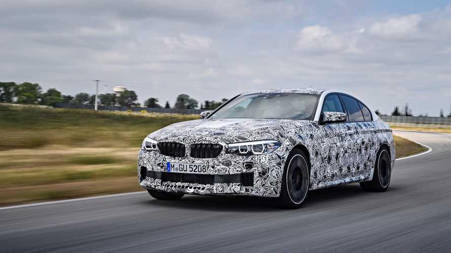 Quelques informations croustillantes sur la nouvelle BMW M5