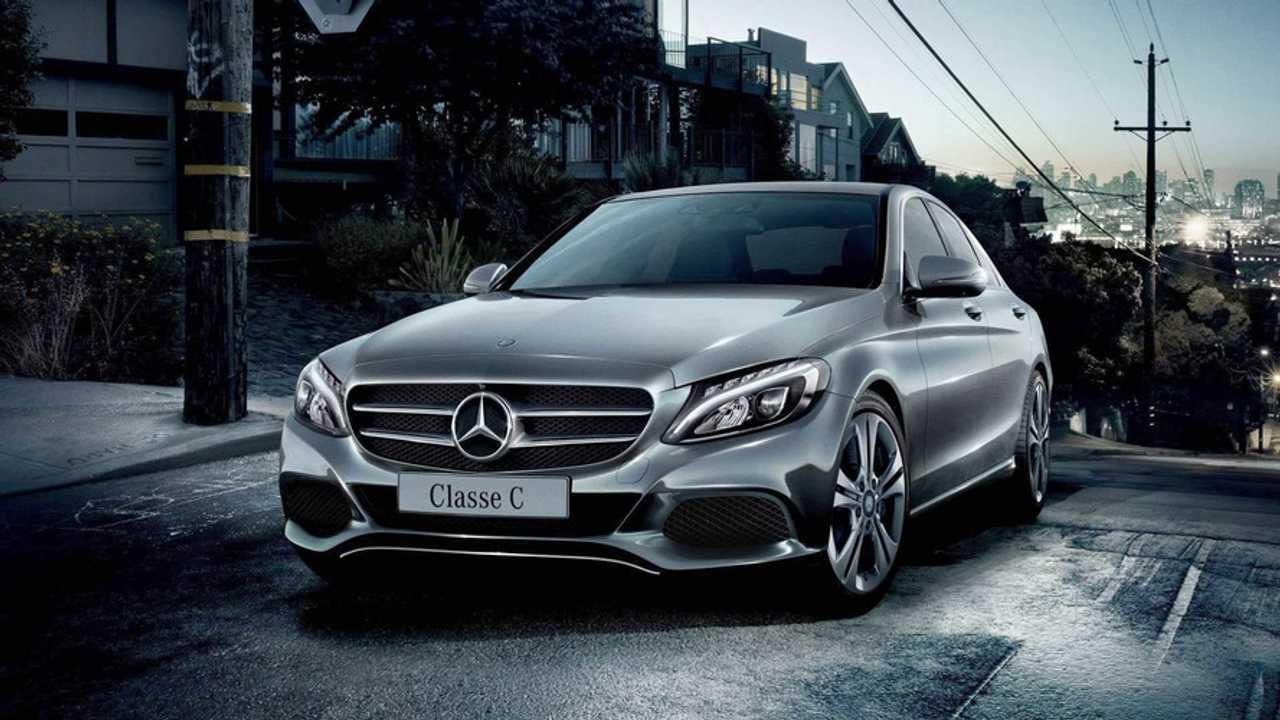 Mercedes Classe C Flex
