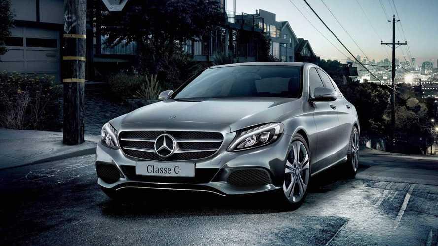 Mercedes-Benz anuncia Classe C com condições especiais de compra