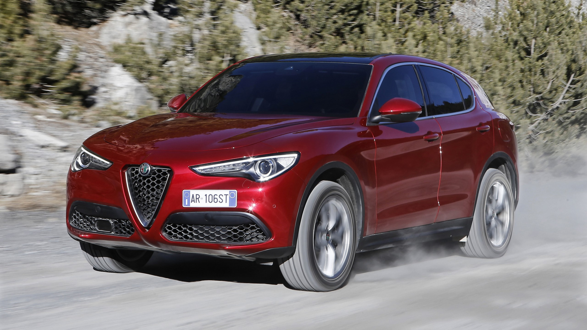 2017 Alfa Romeo Stelvio Euro Model Detailed In 151 Images 4 Videos