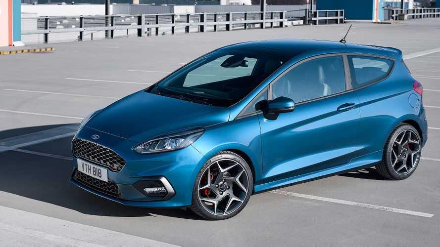 La nouvelle Ford Fiesta ST démarre à partir de 23'200 euros