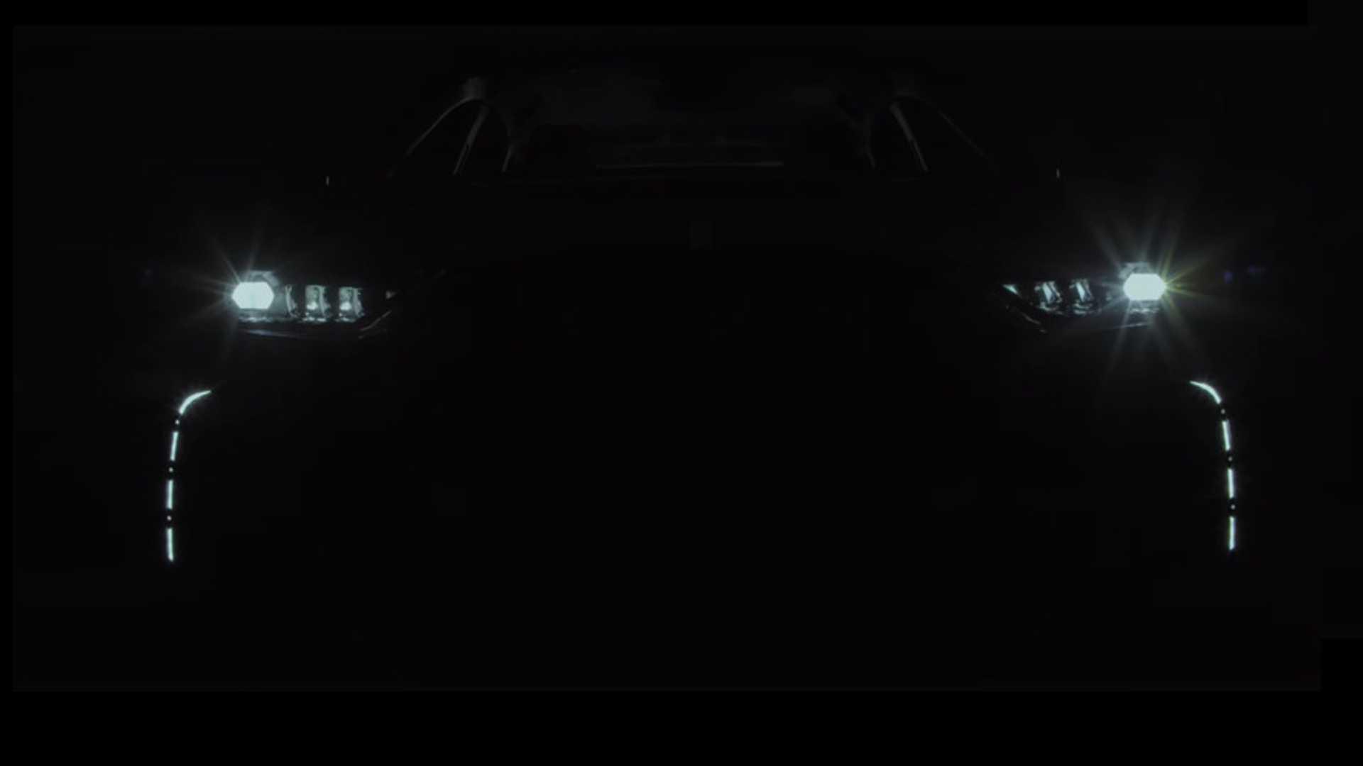 Ds7 Crossback Teaser Confirms Name Reveals Fancy Led Lights Leds