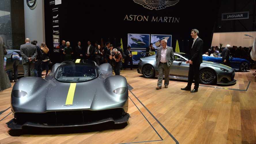 Une Aston Martin à moteur central d'ici 2020 ?