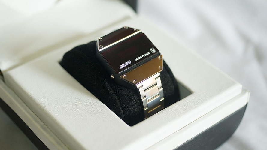 Can't Afford A Lancia Stratos? Buy This Bertone Watch Instead