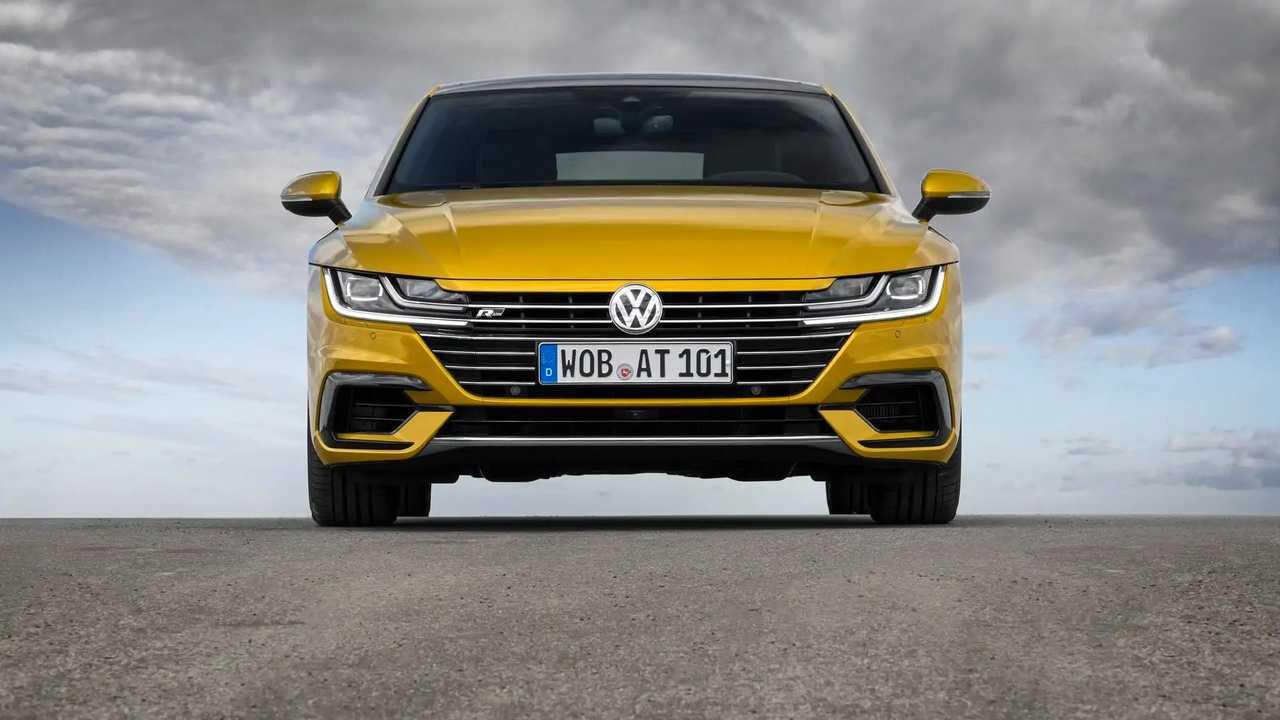 7th Generation Volkswagen Jetta 2018 Vw Arteon