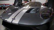 Jack Roush 2017 Ford GT