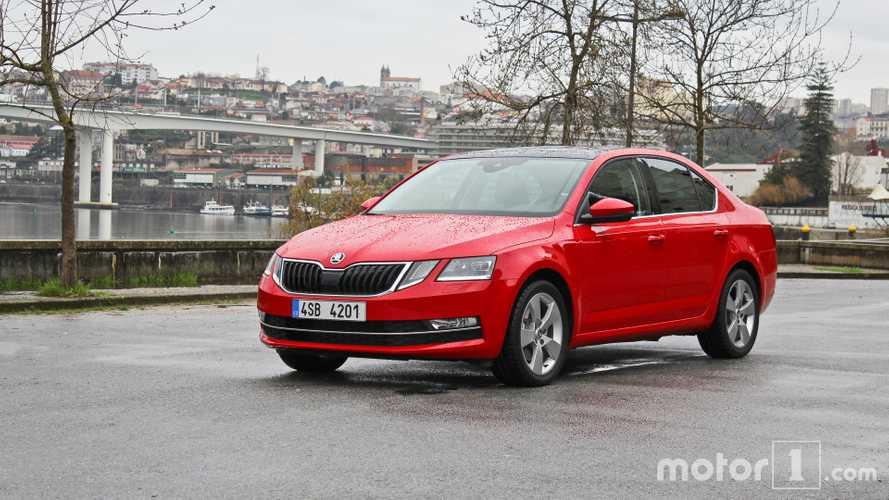 Essai Škoda Octavia (2017) - Le plein de nouvelles technologies