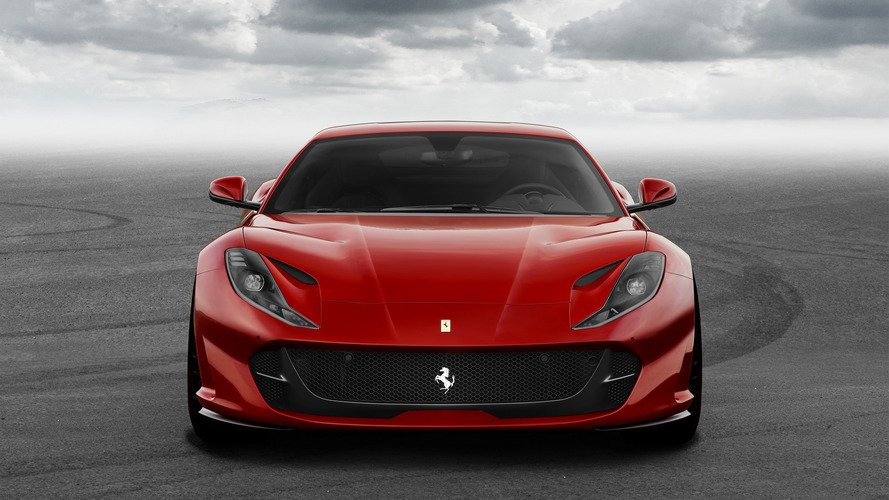 El Ferrari 812 Superfast 2017, en video... por fin