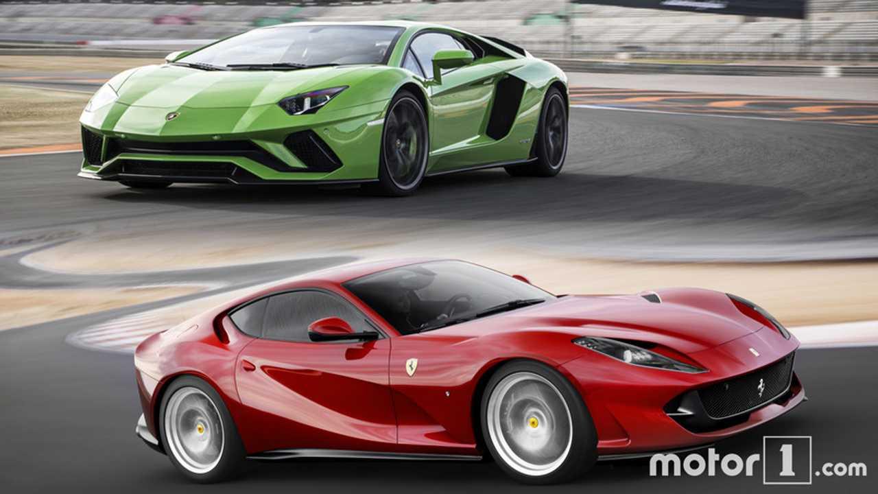 Ferrari vs Lamborghini