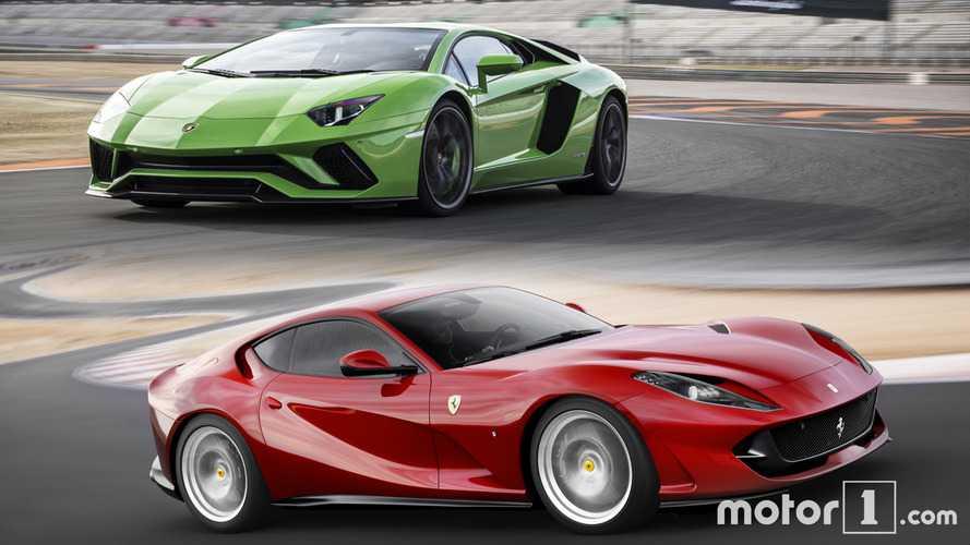 Ferrari veut produire plus pour que Lamborghini vende moins