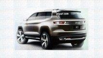 Jeep K8 Hybrid Concept teaser