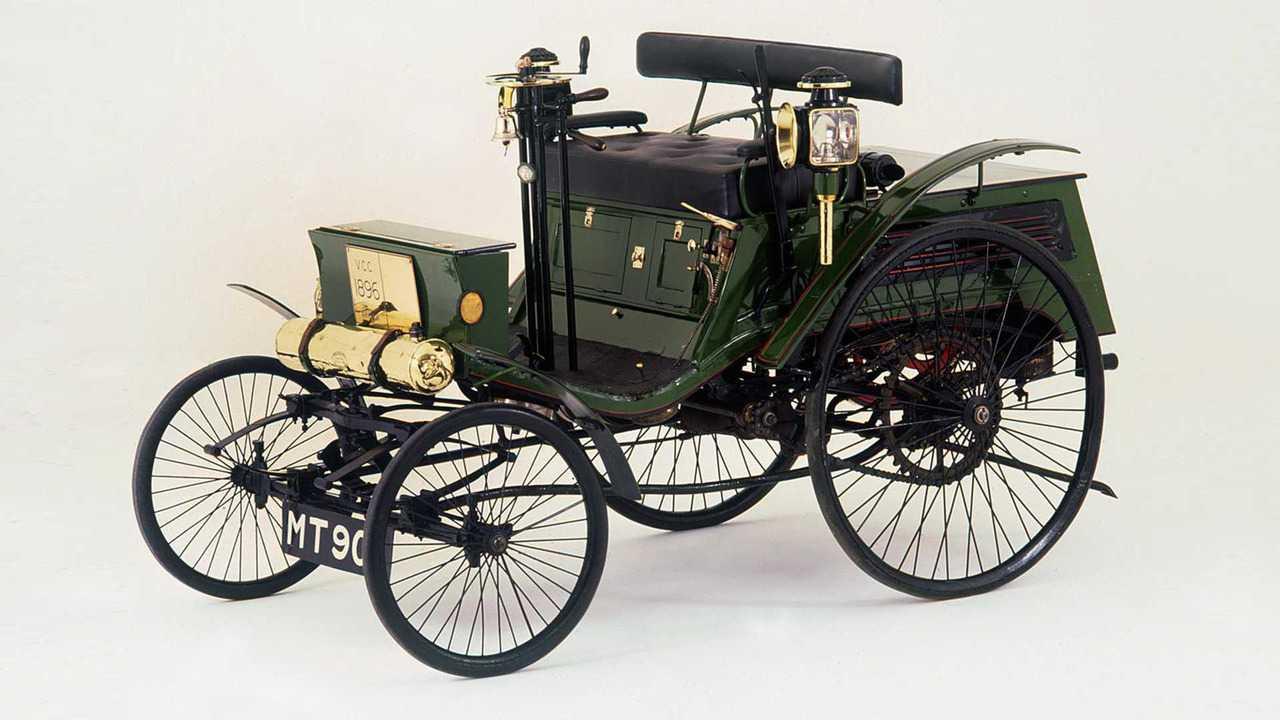 Arnold Benz 1896