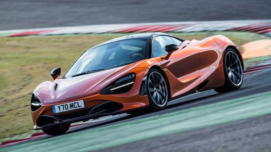 2018 McLaren 720S First Drive: Instant Celebrity