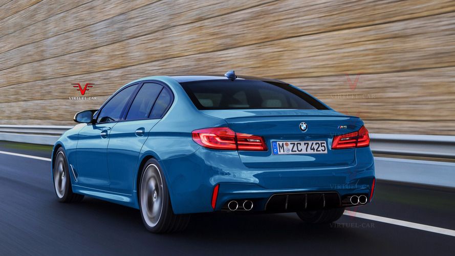 La nouvelle BMW M5 aura plus de 600 ch et trois modes de conduite