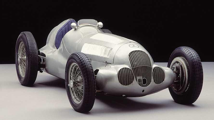 Mercedes celebra el 80 aniversario del W125
