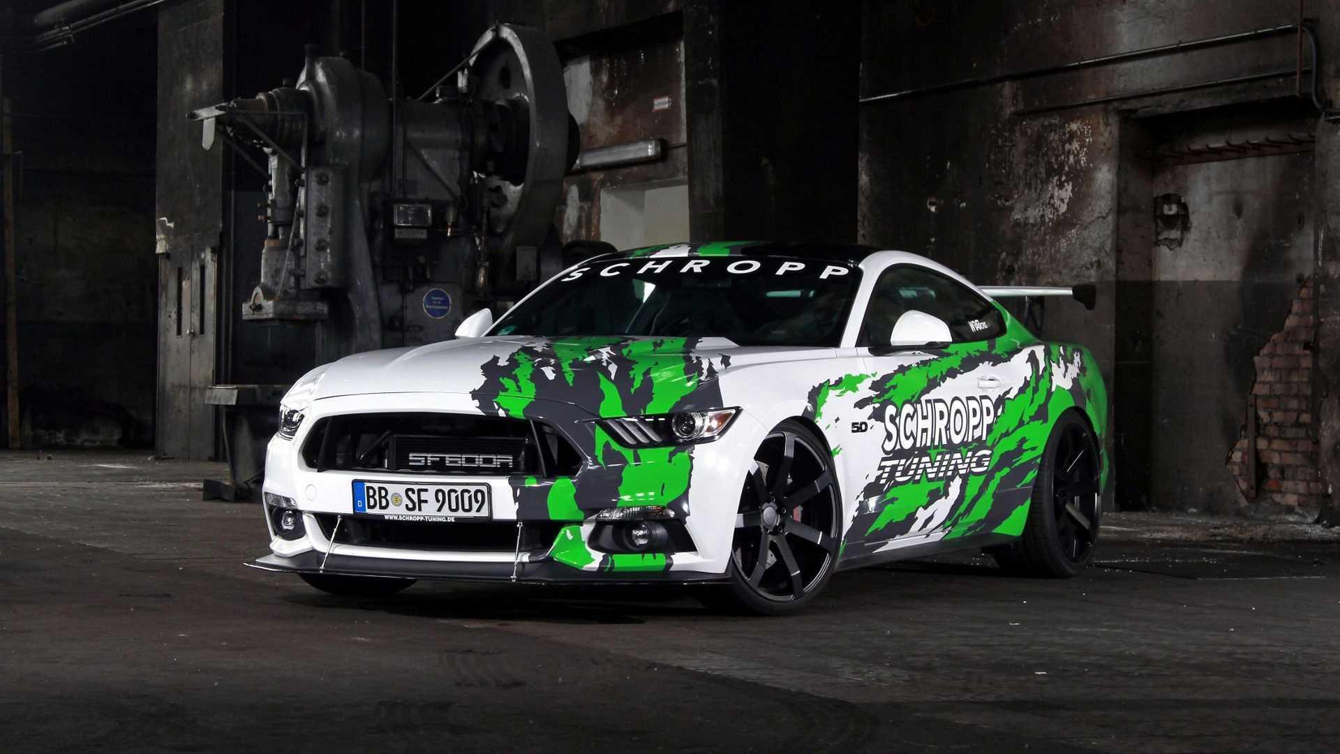 German Tuned Mustang Makes 807 Hp 700 Lb Ft