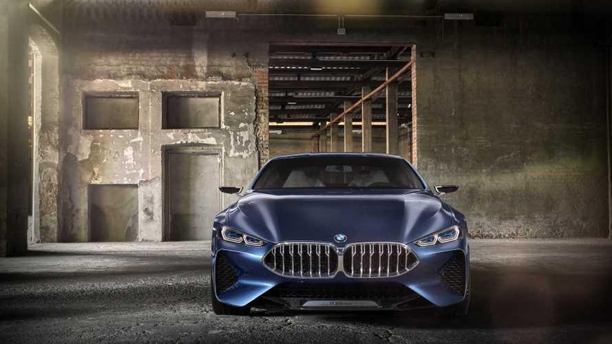 Már 2018-ban megkezdik a 8-as BMW sorozatgyártását