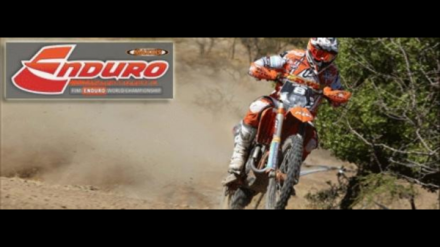 Enduro World Championship 2012: GP del Cile