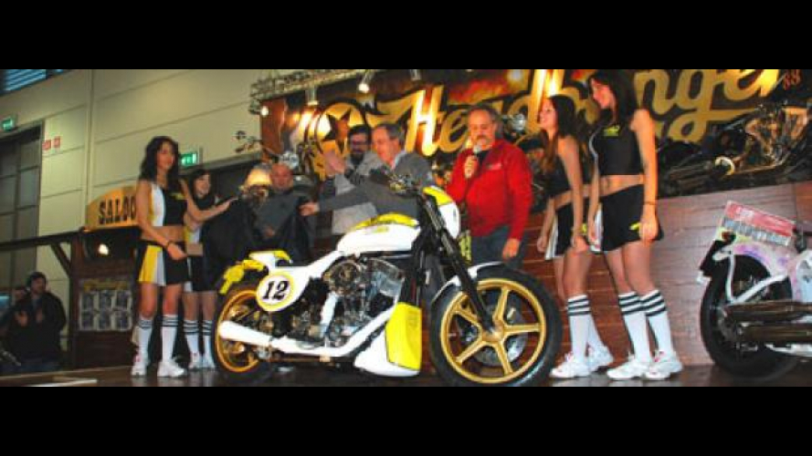 Headbanger al Motor Bike Expo 2012