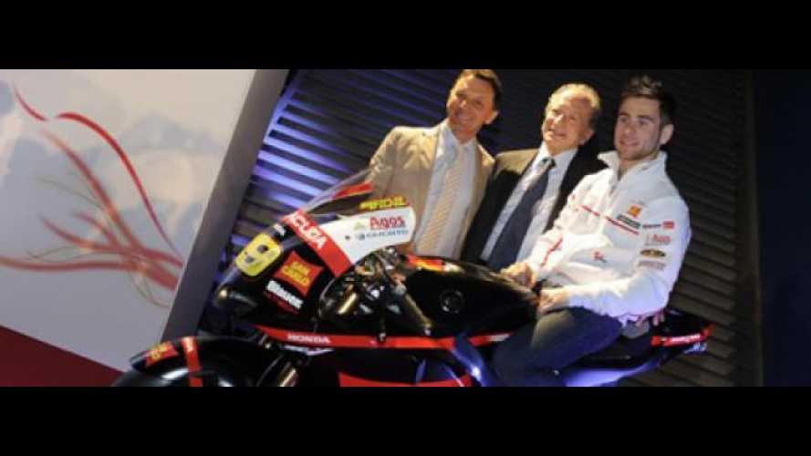 Presentato il Team San Carlo Honda Gresini