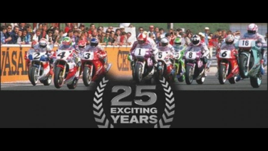 """Superbike:25 Exciting Years"", il libro"