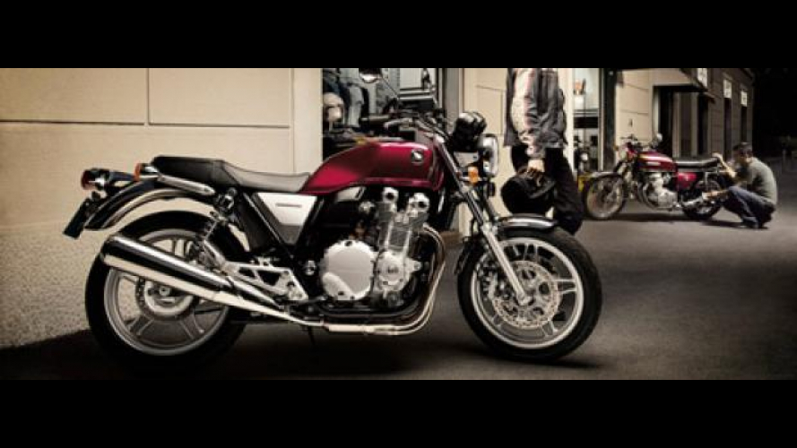 "Honda CB1100: ""The ride worth waiting for"" - VIDEO"