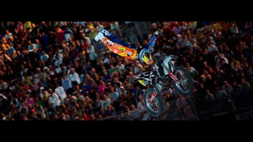 Red Bull X-Fighters 2011: vittoria a Torres