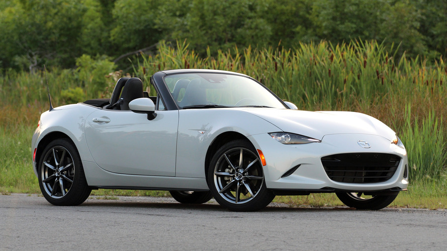 2016 Mazda MX-5 review (new)