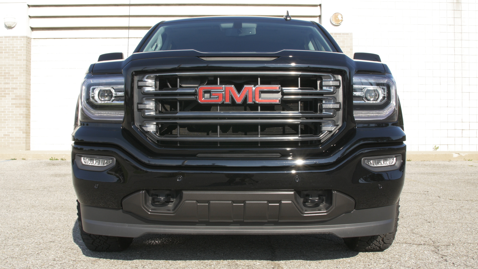 What Does The Gmc Sierra All Terrain X Get That Standard Not