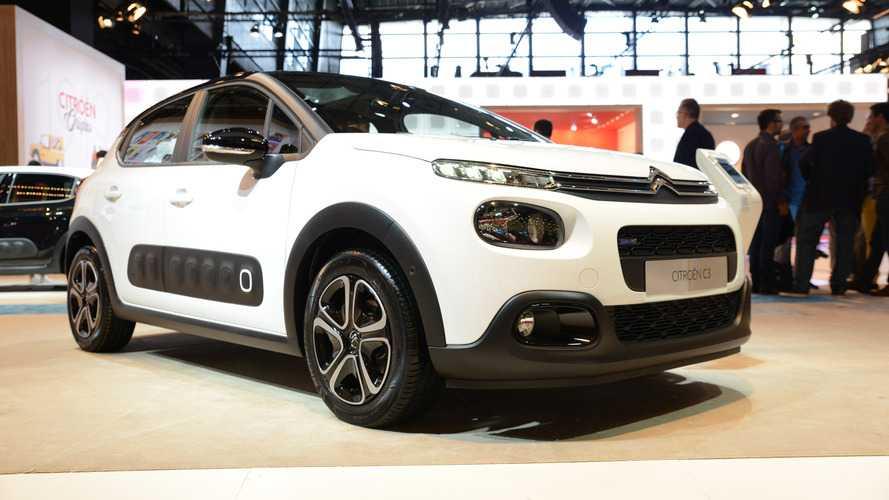 Citroën satisfait des ventes de la C3
