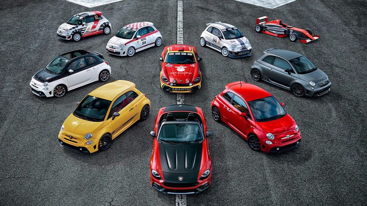 Abarth Day Europe 2016