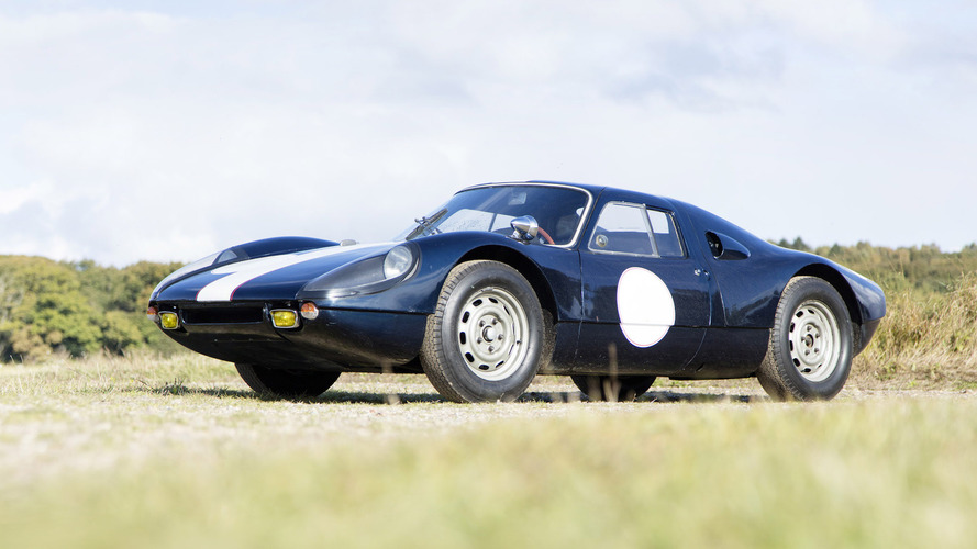 Original 1964 Porsche 904 GTS heading to auction