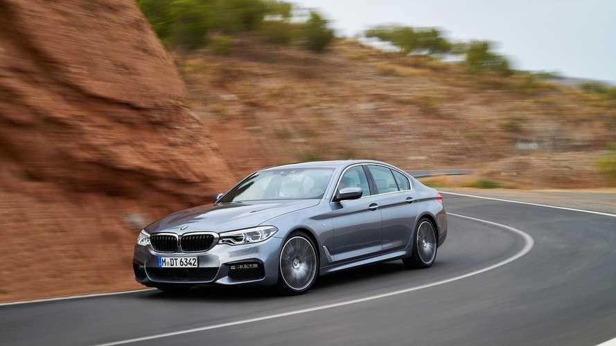 Recém-lançado no exterior, BMW Série 5 chegará ao Brasil ainda neste semestre