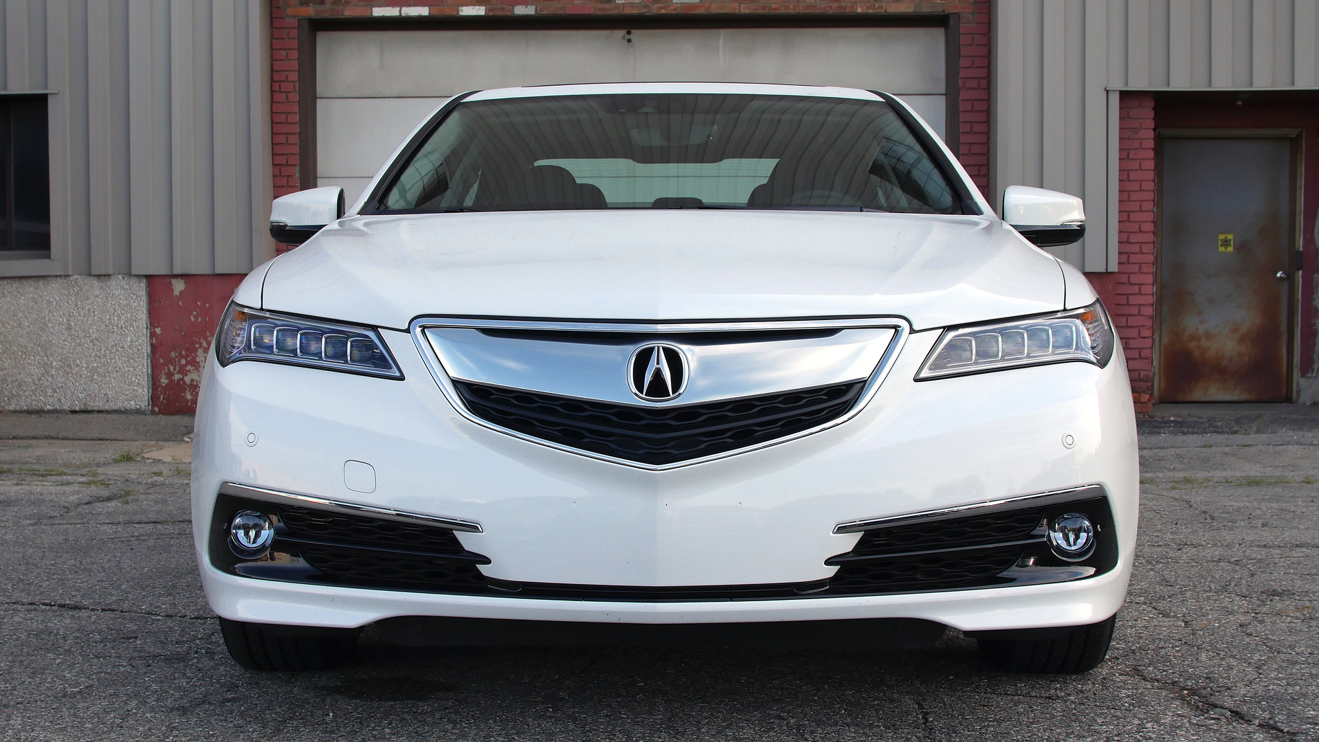 Review: 2017 Acura TLX