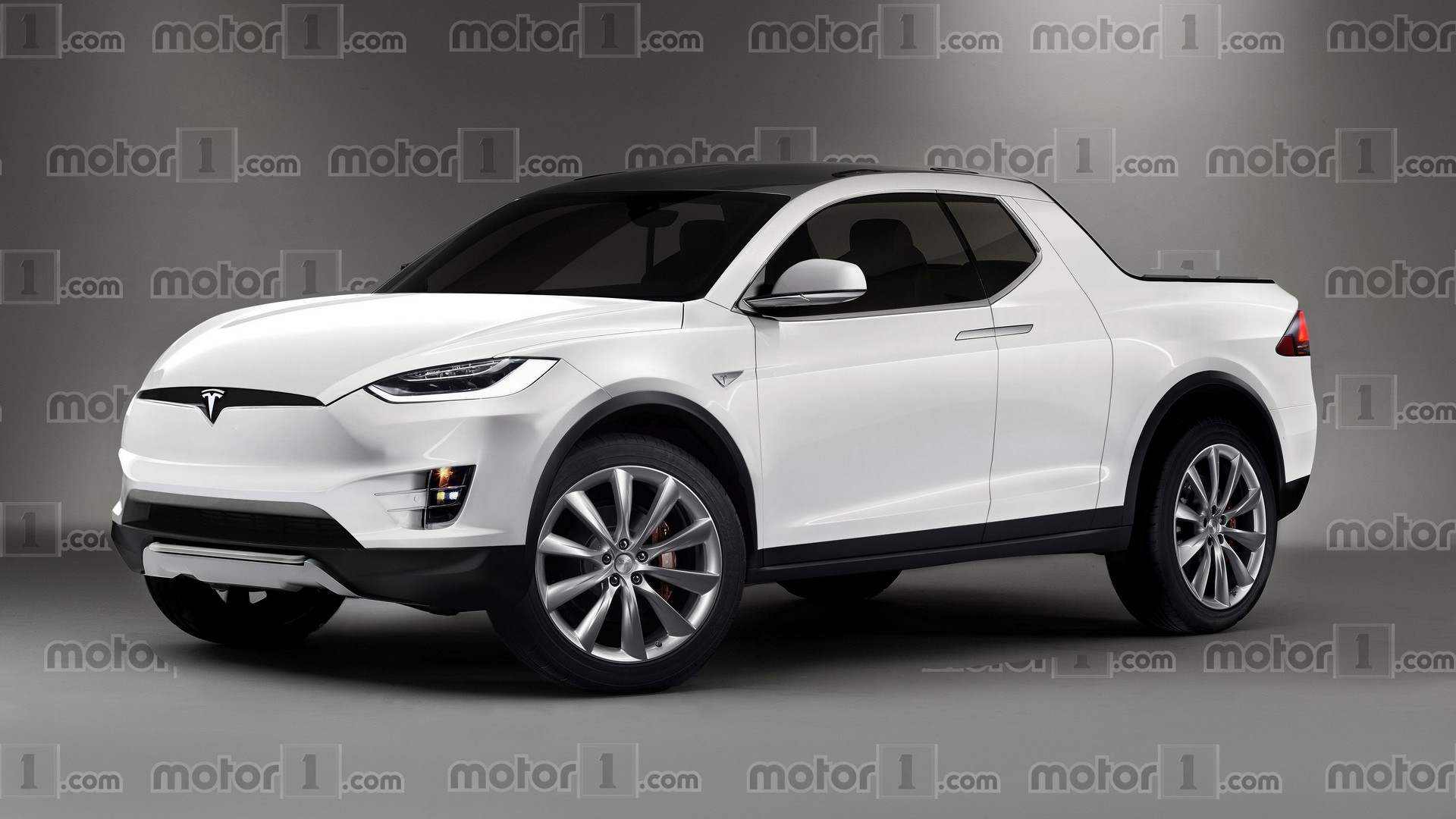 What If Tesla S New Kind Of Pickup Truck Will Look Like This