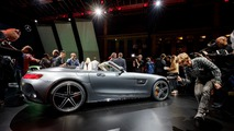 Mercedes-AMG GT C Roadster at Paris Motor Show