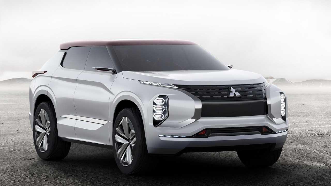 Mitsubishi GT PHEV concept