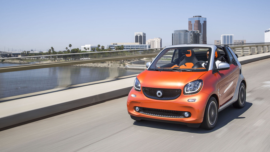 Review 2017 Smart Fortwo Cabriolet