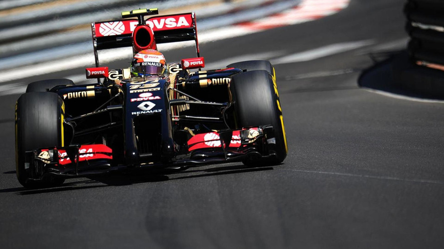 PDVSA, Maldonado not leaving Lotus - Lopez